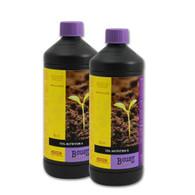 B'cuzz Soil Nutrient A+b (2 X 1l)