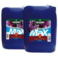 Vitalink Max Bloom A+b Hard Water (2 X 5l)