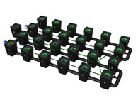 Alien Hydroponics 24 Pot  RDWC Pro 55 litre 75cm centres
