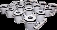 Exodus 16 Pot Pro system 65CM Spacing