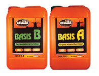 Mills Basic A and B 2 x 5L