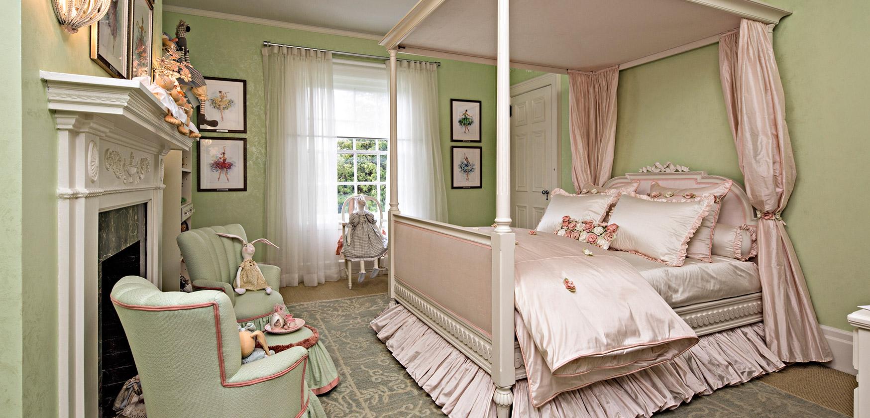 Teen Bedroom Interior Design Sleeping Beauty Zoyab Ny