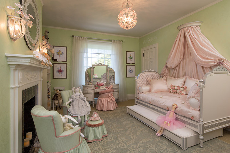 Interior Design for Baby Nursery, Child & Teen Rooms | New York NY