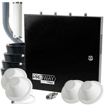 WilsonPro 463127 Pro 70 PLUS Office PRO MAX System with 4 Antennas: Kit