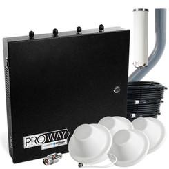 WilsonPro 465134 Pro 70 Office PRO System with 4 Antennas: Kit