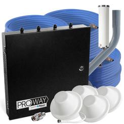 WilsonPro 465134 Pro 70 Office PRO Plenum System with 4 Antennas: Kit