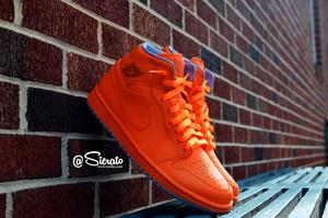 Candy Paint Nike Jordan 1 Customs