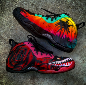 """What The Sierato"" Foams"
