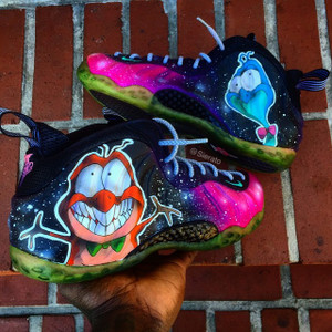 Space Jam Foams - Limited Edtion