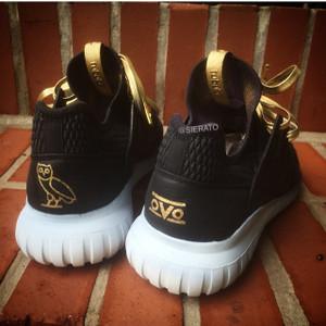 """OVO"" Adidas Raidal Tubulars"