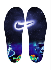 Space Jam Insoles