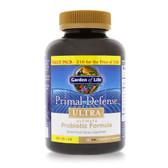 Buy Primal Defense Ultra Ultimate Probiotic Formula 216 UltraZorbe Veggie Caps Garden of Life Online, UK Delivery, Stabilized Probiotics