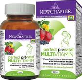 Perfect Prenatal Vitamins 96 Tabs New Chapter Organics