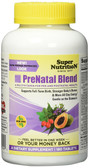 PreNatal Multivitamins Multimineral Blend 180 Tabs, UK Store