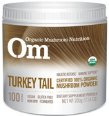Turkey Tail Organic Mushroom Nutrition 7.14 oz, UK Store