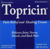 Topricin Cream 4 oz Topical Biomedics UK, Arthritis, Bursitis