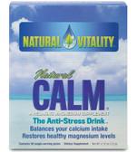 Natural Calm Packets-Regular 30 Packets, Natural Vitality, Stress