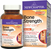 New Chapter Bone Strength Take Care 120 Tiny Tabs