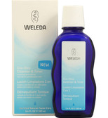 Buy One Step Cleanser & Toner 3.4 oz Weleda Online, UK Delivery, Facial Toners