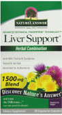 Buy Liver Support 90 vegicaps Nature's Answer Online, UK Delivery, Liver Support Formulas Pain Relief Remedy Treatment