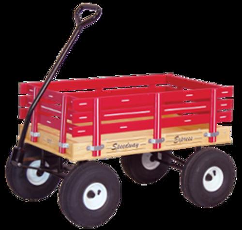 Speedway Express Wagon Series 128