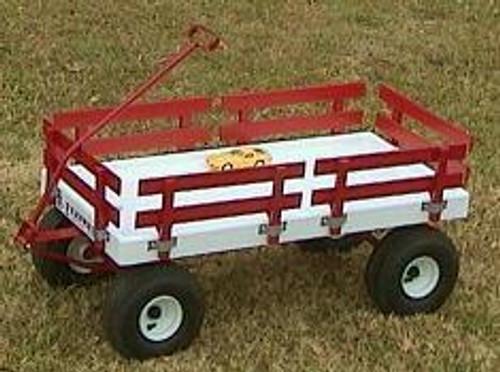 Fiberglass Wagon