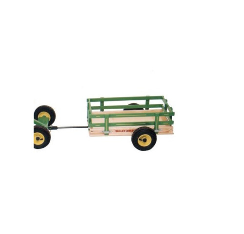 Valley Road Wooden Trike Trailer