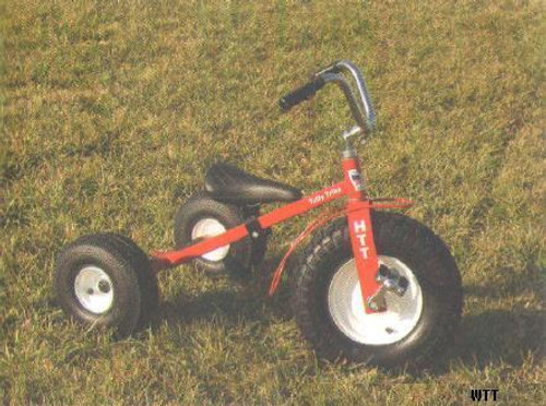 Hochstetler-Tuffy Trike with 16 inch wheel
