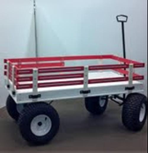 Hochstetler-Poly Beach Wagon and Racks in Ten Colors