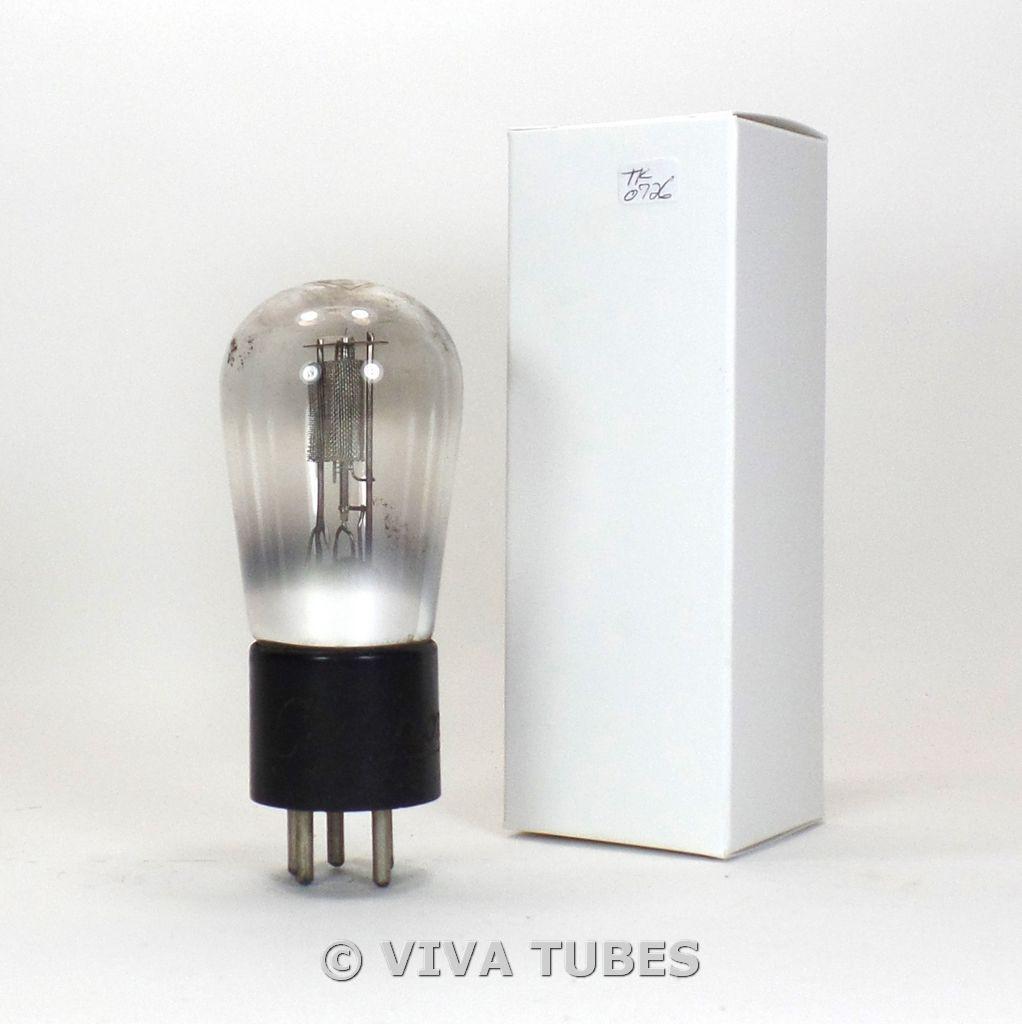 Champion USA Type 27 Mesh Plate Thimble Get ENGRAVED Globe Vacuum Tube 85%