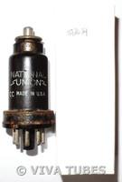 NOS National Union [NU] USA 6K7 Metal Vacuum Tube 100+%