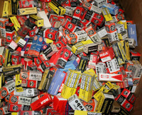 Mixed Grab Bag Lot of 100 In Box Vintage Radio TV HAM Vacuum Tubes Valves