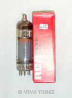 NOS NIB Mullard Great Britain 27GB5 [PL500] Grey Plate Top O Get Vacuum Tube
