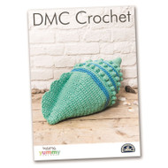 DMC Crochet Pattern Shell
