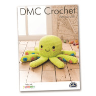 DMC Crochet Pattern Octopus