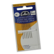 DMC Cross Stitch Needles Size 26