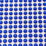 Self Adhesive Rhinestones - Dark Blue