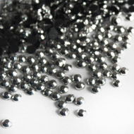 Hot Fix Rhinestones - Mine Silver