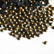 Hot Fix Rhinestones - Mine Gold