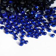 Hot Fix Rhinestones - Cobalt