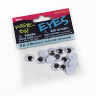 Paste-on Googly Eyes - 10mm