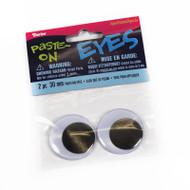 Paste-on Googly Eyes - 30mm
