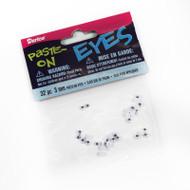 Paste-on Googly Eyes - 3mm