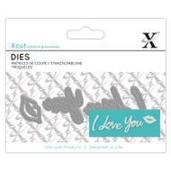 X-Cut Mini I Love You Die
