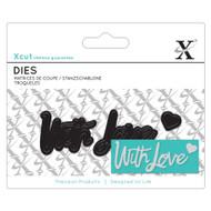 X-Cut Mini With Love Die