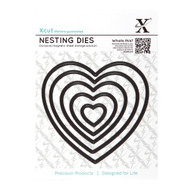 Xcut Nesting Heart Dies