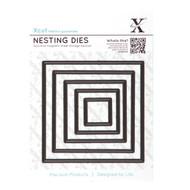 X-Cut Nesting Square Dies
