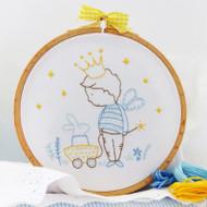 DMC Embroidery Kit - My Private Kingdom