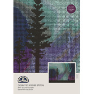DMC Mr X Stitch Skylights Collection - Northern Lights