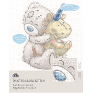 DMC Printed Cross Stitch Kit Tatty Teddy - Unicorn